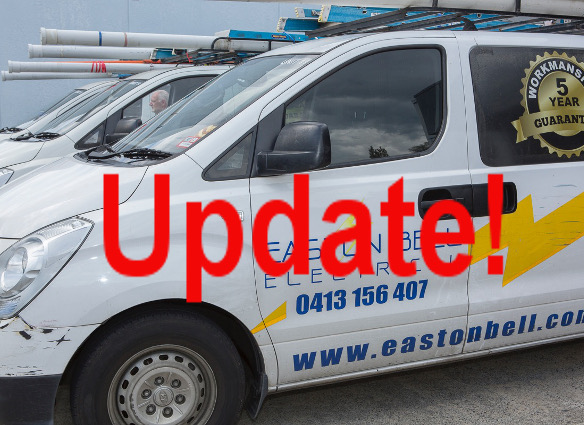 Easton Bell Van name update